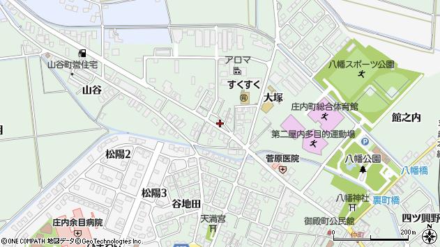 山形県東田川郡庄内町余目大塚79周辺の地図