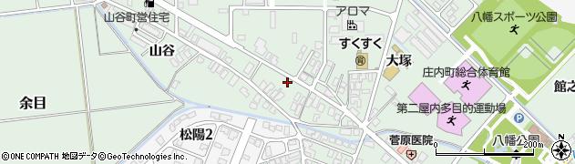 山形県東田川郡庄内町余目大塚87周辺の地図