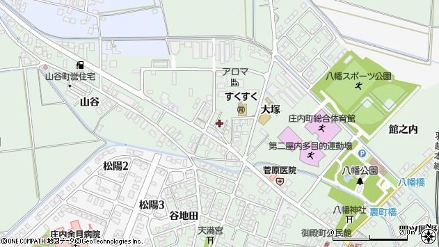 山形県東田川郡庄内町余目大塚55周辺の地図