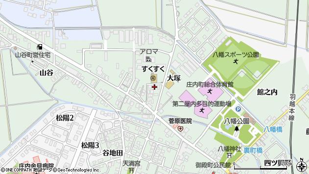 山形県東田川郡庄内町余目大塚61周辺の地図
