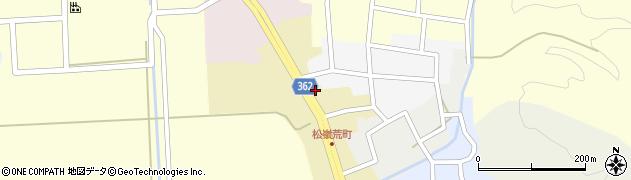 山形県酒田市荒町20周辺の地図