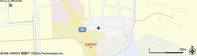 山形県酒田市南町53周辺の地図