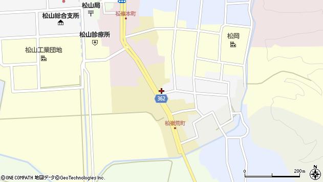 山形県酒田市荒町24周辺の地図