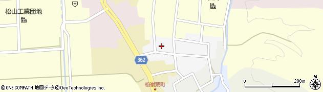 山形県酒田市南町21周辺の地図