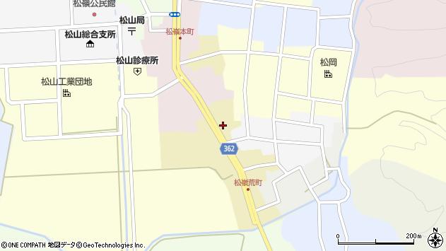 山形県酒田市荒町28周辺の地図