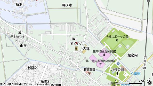 山形県東田川郡庄内町余目大塚39周辺の地図