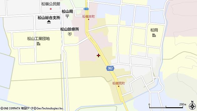 山形県酒田市荒町33周辺の地図