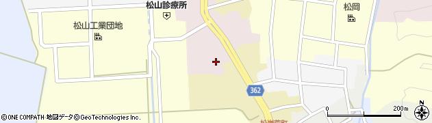 山形県酒田市本町54周辺の地図