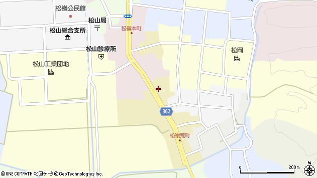 山形県酒田市荒町30周辺の地図
