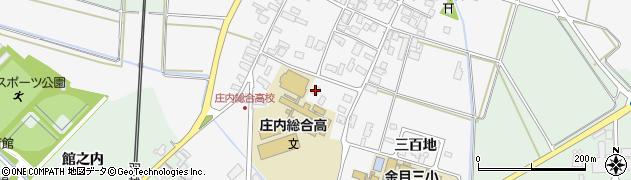 山形県東田川郡庄内町廿六木三ツ車4周辺の地図