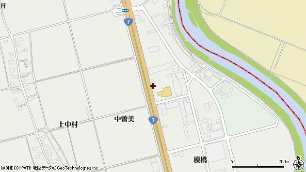山形県酒田市広野十五軒7周辺の地図