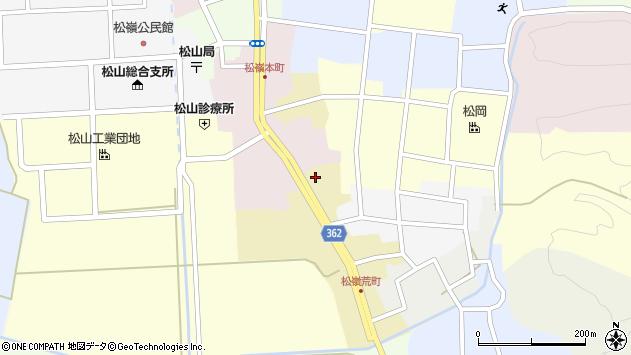 山形県酒田市荒町31周辺の地図