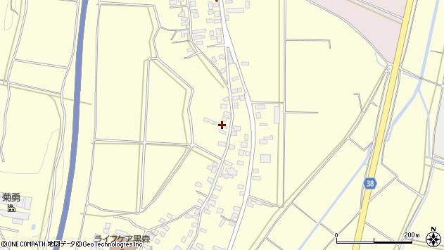 山形県酒田市黒森葭葉山851周辺の地図