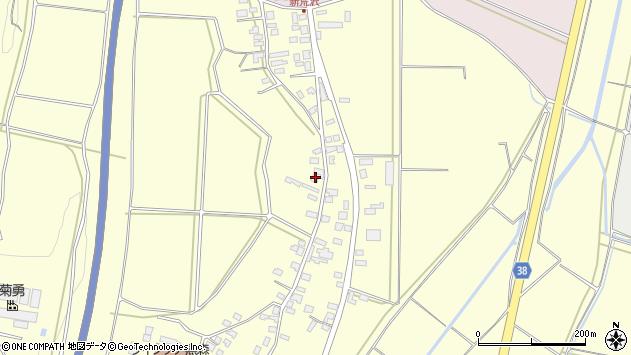 山形県酒田市黒森葭葉山848周辺の地図