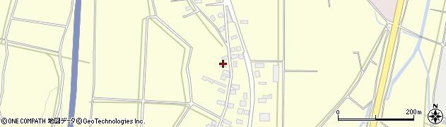 山形県酒田市黒森葭葉山853周辺の地図