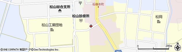山形県酒田市本町46周辺の地図