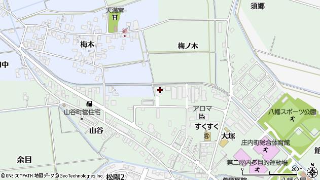 山形県東田川郡庄内町余目大塚27周辺の地図
