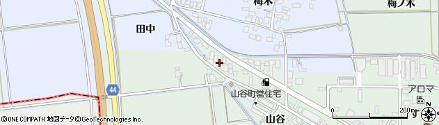 山形県東田川郡庄内町余目大塚199周辺の地図