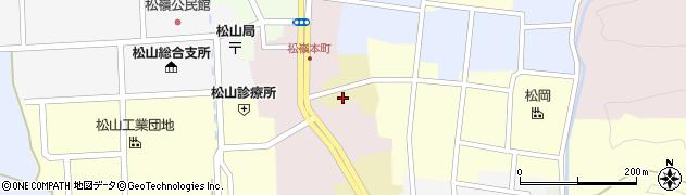 山形県酒田市蔵小路5周辺の地図