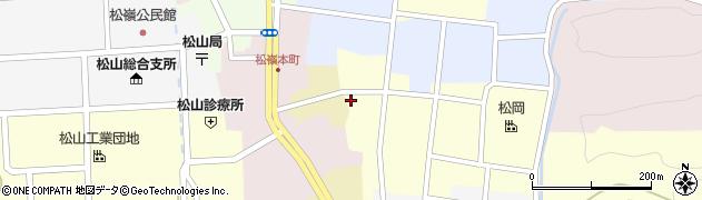 山形県酒田市仲町44周辺の地図