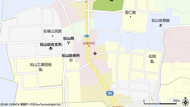 山形県酒田市蔵小路11周辺の地図