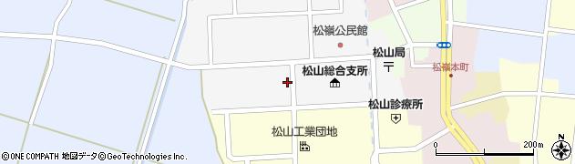 山形県酒田市山田29周辺の地図
