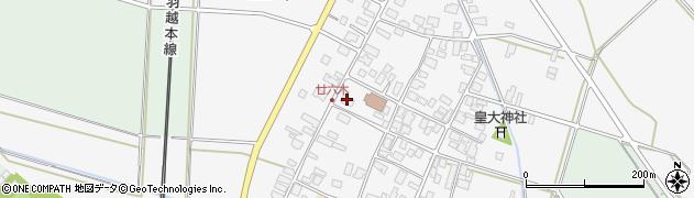 山形県東田川郡庄内町廿六木三ツ車37周辺の地図