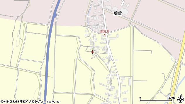 山形県酒田市黒森葭葉山857周辺の地図