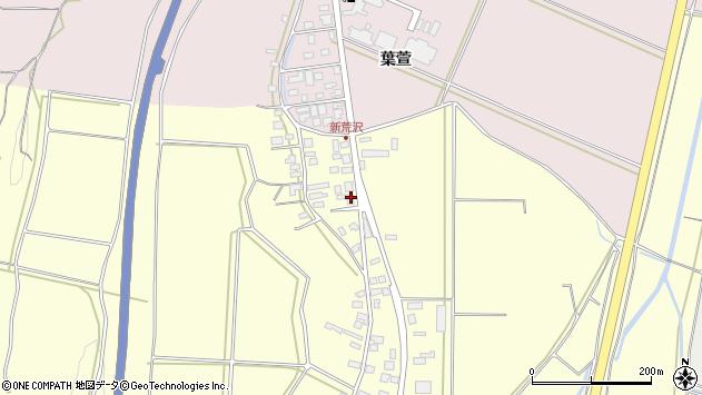 山形県酒田市黒森谷地中151周辺の地図