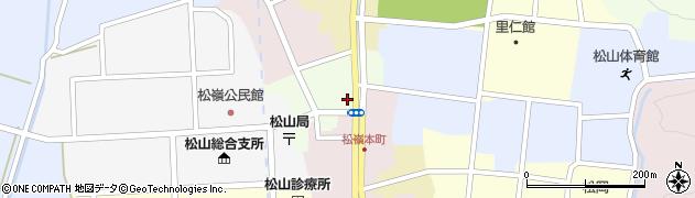 山形県酒田市肴町12周辺の地図