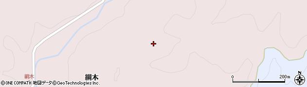 宮城県栗原市栗駒鳥沢新田周辺の地図