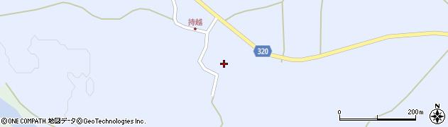 山形県最上郡金山町山崎三枝1029周辺の地図