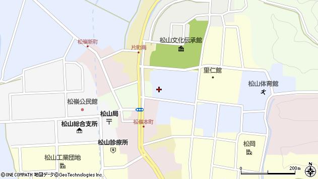 山形県酒田市内町46周辺の地図