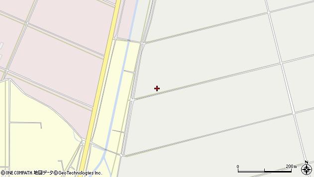 山形県酒田市広野屋敷割周辺の地図