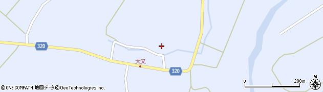山形県最上郡金山町山崎三枝238周辺の地図