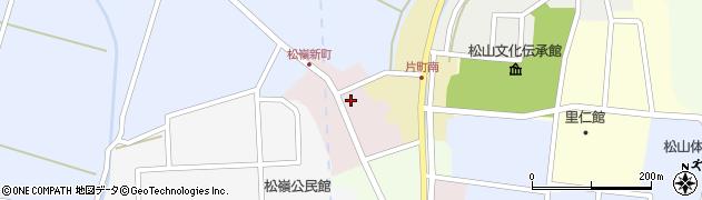 山形県酒田市新町19周辺の地図