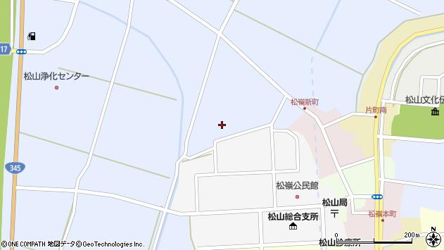 山形県酒田市竹田清水下22周辺の地図