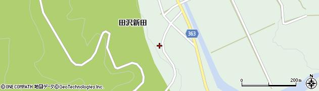 山形県酒田市田沢田沢新田94周辺の地図