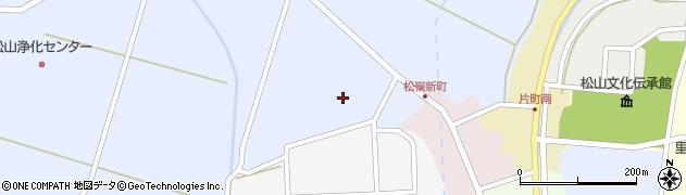 山形県酒田市竹田清水下31周辺の地図