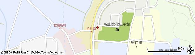 山形県酒田市片町2周辺の地図
