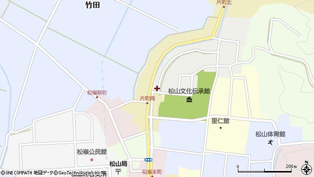 山形県酒田市北町46周辺の地図
