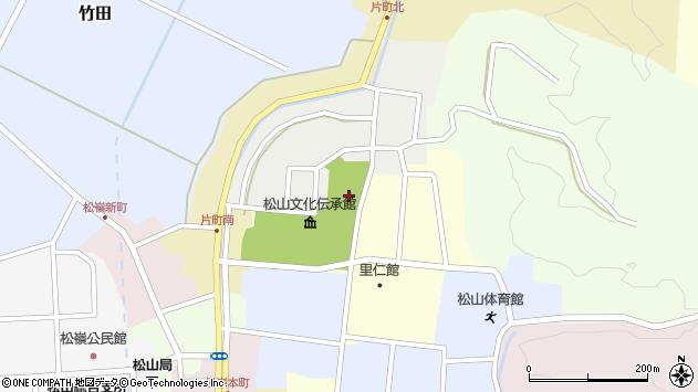 山形県酒田市新屋敷34周辺の地図