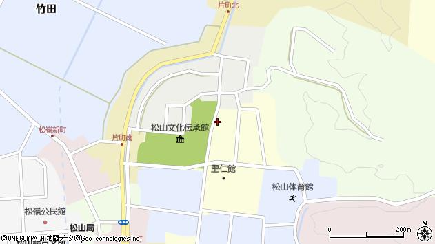 山形県酒田市新屋敷31周辺の地図