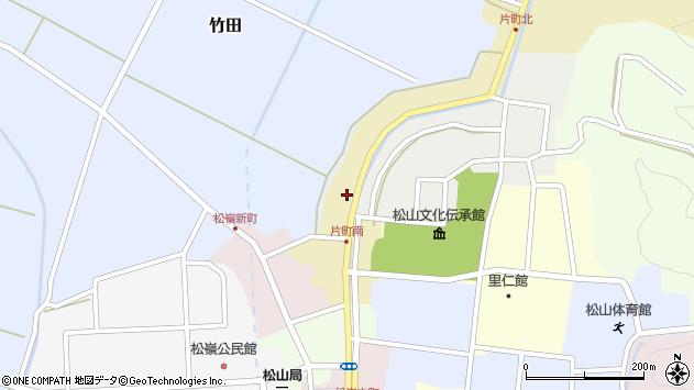 山形県酒田市片町33周辺の地図