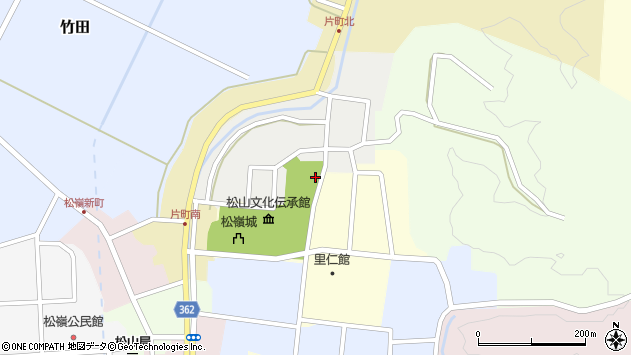 山形県酒田市新屋敷33周辺の地図