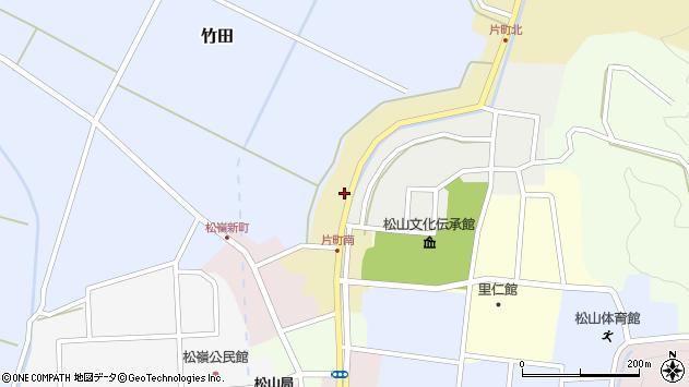 山形県酒田市片町35周辺の地図