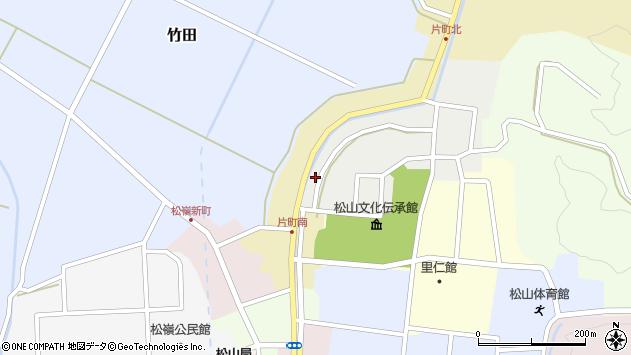 山形県酒田市北町45周辺の地図