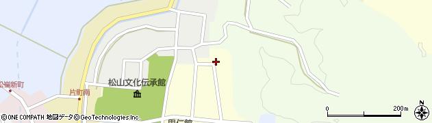 山形県酒田市新屋敷7周辺の地図