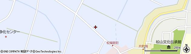 山形県酒田市竹田猿田11周辺の地図