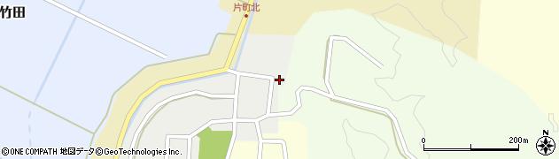 山形県酒田市北町11周辺の地図